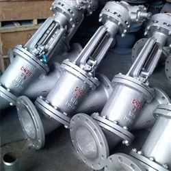 JS44Y角式料浆阀质量保障