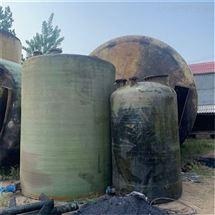 长期回收多种二手玻璃钢储罐现货