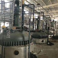 长期大量回收二手电加热反应釜