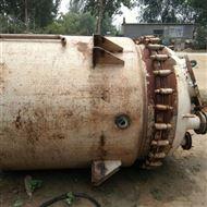 回收二手环保钛材反应釜