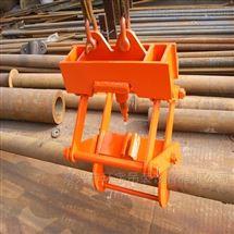 圆钢夹钳*可定制特殊规格钢管夹具