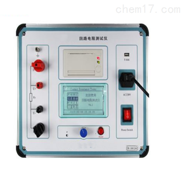 JTHR-200回路电阻测试仪