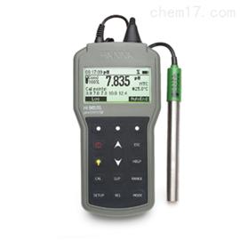 HI98191酸度pH-氧化还原ORP-离子浓度ISE测定仪