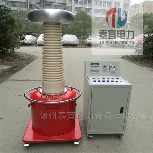 10KVA/100KV气体工频耐压试验装置