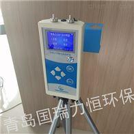 GR-1220D恒流大气采样器 进口采样泵负载能力高