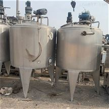 多种二手乳制品不锈钢发酵罐 饮料厂