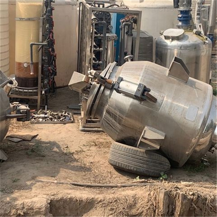 回收二手不锈钢提取罐价格