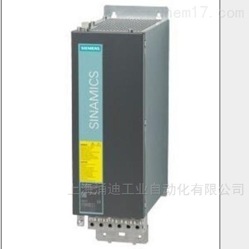 西门子S120滤波器跳闸维修