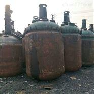 出售二手3吨搪瓷反应釜