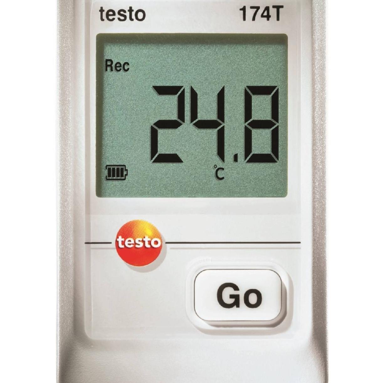 德国仪器Testo迷你温度记录仪
