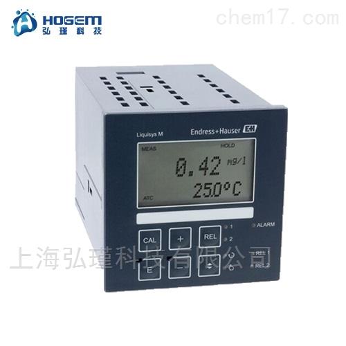 PH变送器CPM223-MR0005德国E+H
