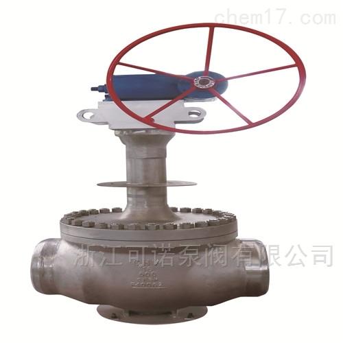 DQ61F-16P上装式超低温球阀