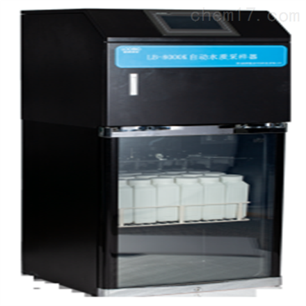 在线水质AB桶自动采样器可连接水质在线仪器