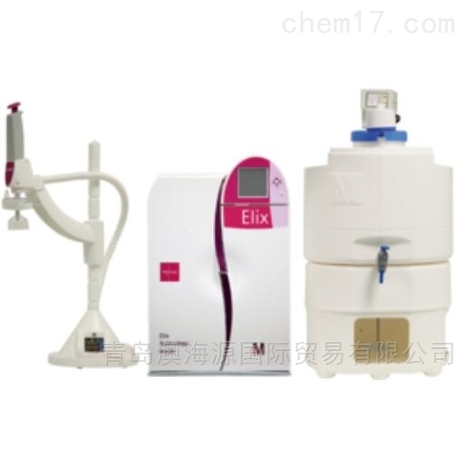 Elix纯水生产设备日本进口