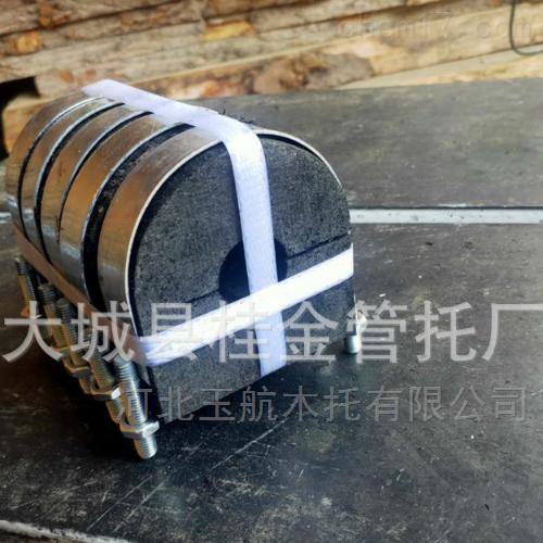 浸沥青保冷垫木 管道木支座