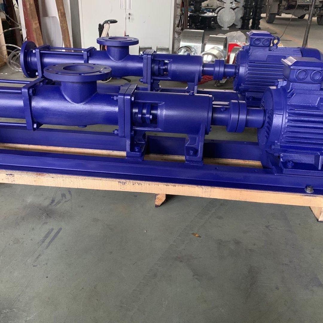 G单型螺杆泵