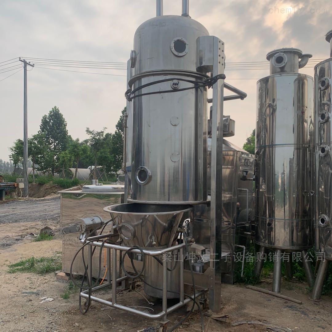二手30型沸腾制粒干燥机