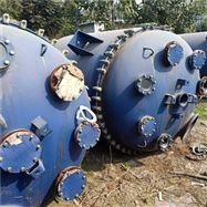 低价供应厂家回收二手不锈钢·反应釜
