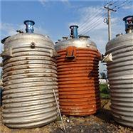 低价供应长期出售二手不锈钢反应釜机