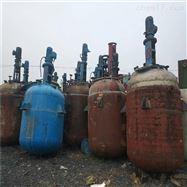 高价回收二手外盘管反应釜回收市场