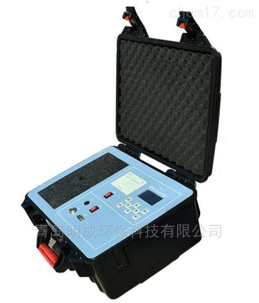 便携式超声波明渠流量计HX-1