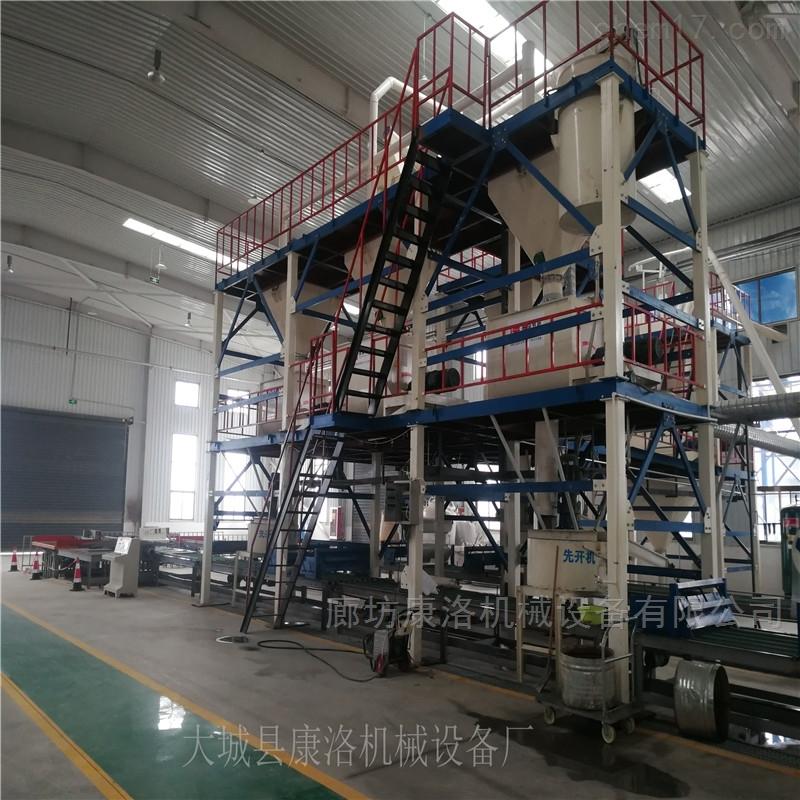 免拆保温模板一体化生产设备销售批发