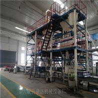 KL-57水泥纤维免拆模复合板设备日常生产量