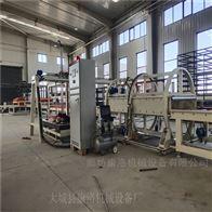KL-57水泥免拆模板设备免拆纤维板生产线