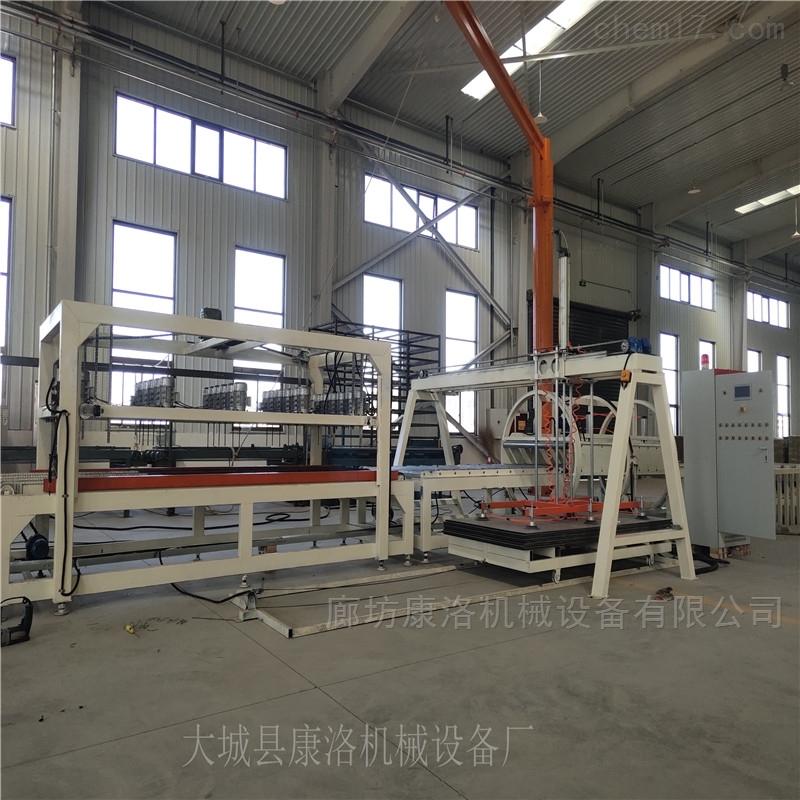 免拆复合保温模板设备市场开发