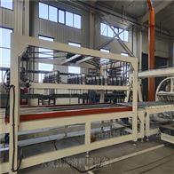 KL-57免拆外模板生产设备切割锯建筑设备工序