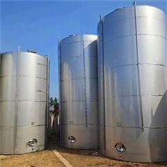 10立方 50吨定做不锈钢储罐 二手100立方酒精罐,压力罐