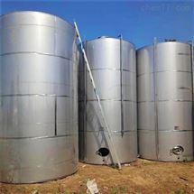 10 15 20 25 30 40 50立方二手10立方不锈钢液体储罐,卧式5吨压力罐
