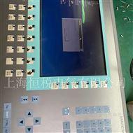 西门子操作面板上电启动无反应当天解决故障
