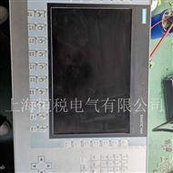 SIEMENS售后维修西门子操作面板画面上下颠倒故障维修中心