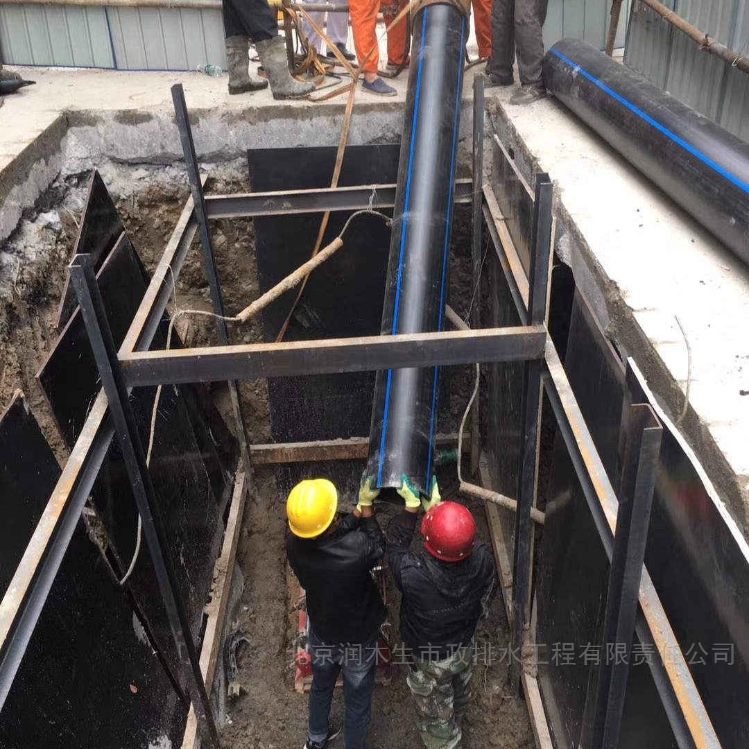 南昌专业管道紫外光固化整体修复清淤检测