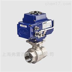电动高压球阀,用于管路中油液的流通与截止
