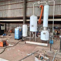 1吨 2吨 4 15 30吨二手钛材单效2吨,316材质四效20吨蒸发器