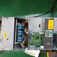 6RA80现场维修西门子直流调速器开机报警F60006快速修复