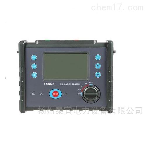 TY2671A数字绝缘电阻测试仪