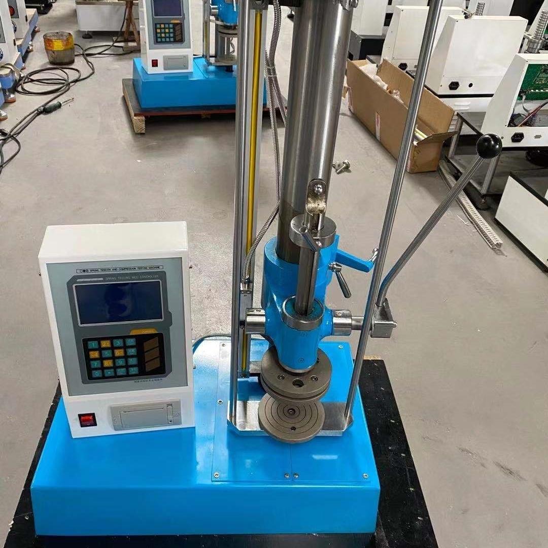 数显式焦结矿压力试验机生产厂家