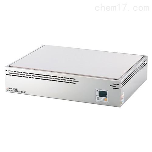 日本进口ASONE亚速旺大型加热板HPRB-6040