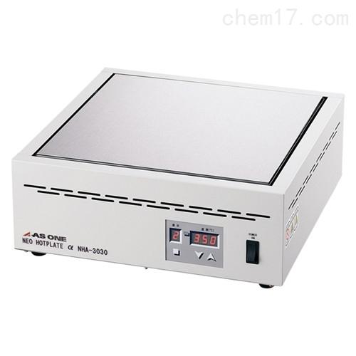 日本进口ASONE亚速旺常规NEO加热板NHA-3030