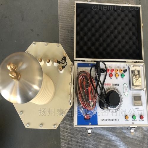 电力五级承试TY1007 精准工频耐压试验装置