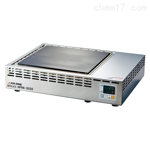 日本ASONE亚速旺加热板耐药台面HPR6-3030