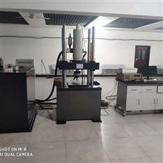 电液伺服排气管卡箍高温耐久疲劳试验机