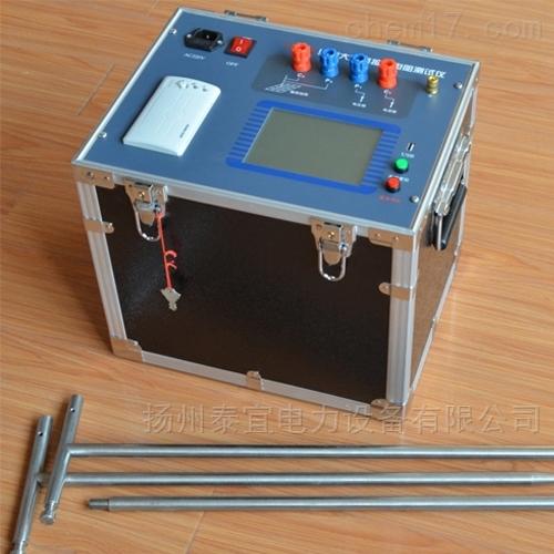 电力承试类五级大地网接地电阻测试仪