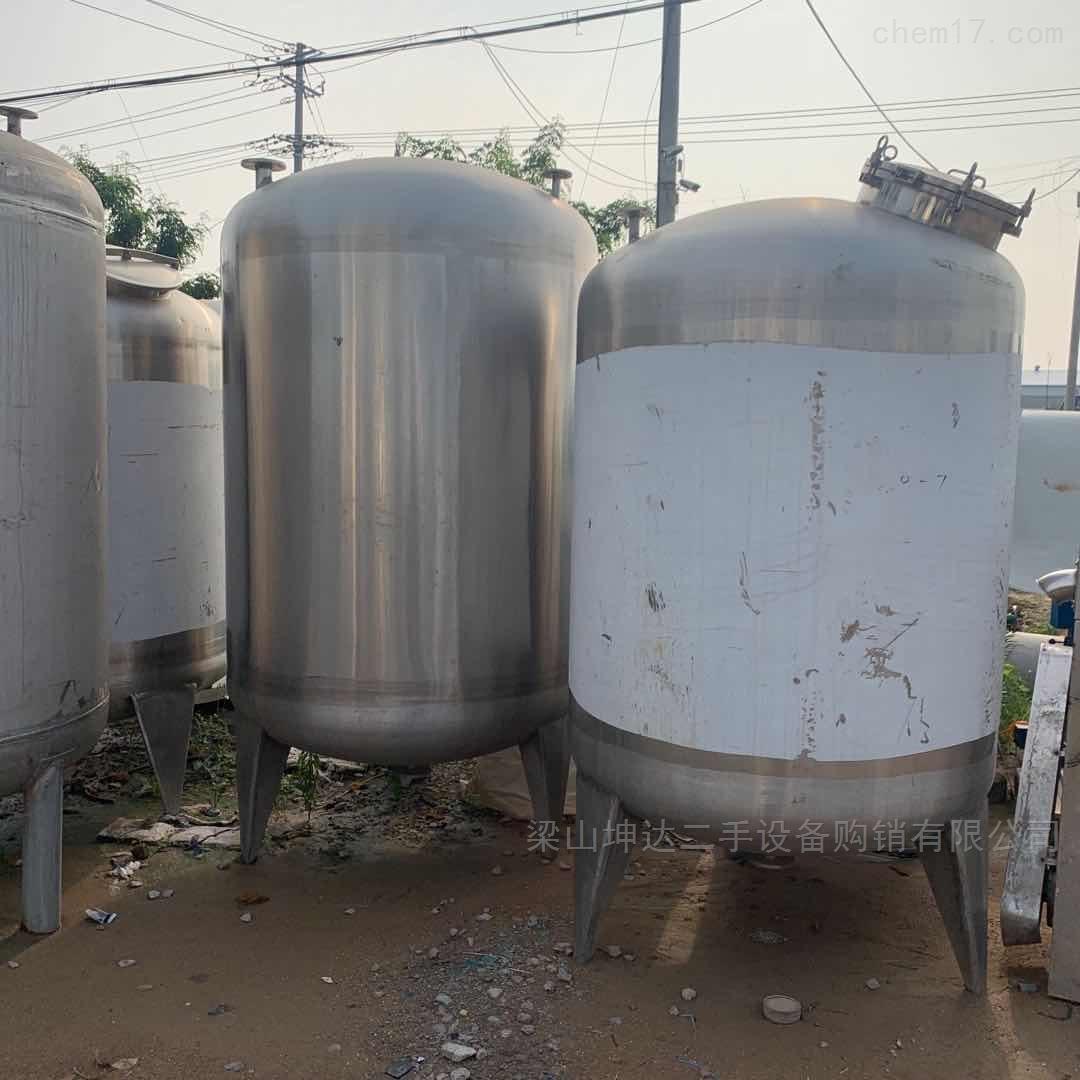 回收二手压力储罐 高压不锈钢储罐