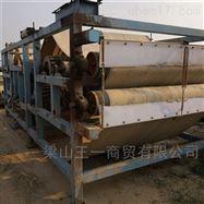 处理二手30平方污泥处理带式压滤机