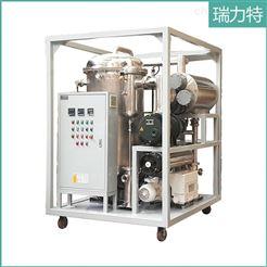 TPJZL-100G高效双级绝缘油真空滤油机