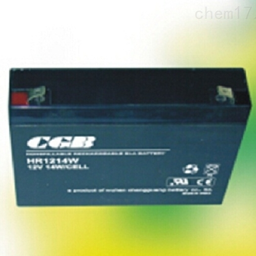 CGB长光蓄电池HR1214W含税运